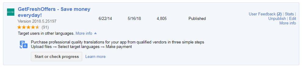 get fresh offers