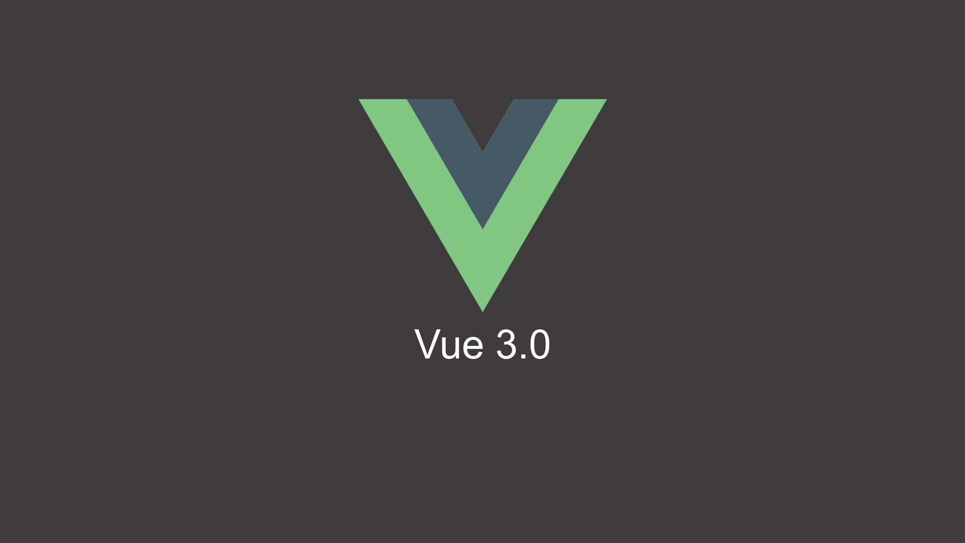 , What's New in Vue 3?
