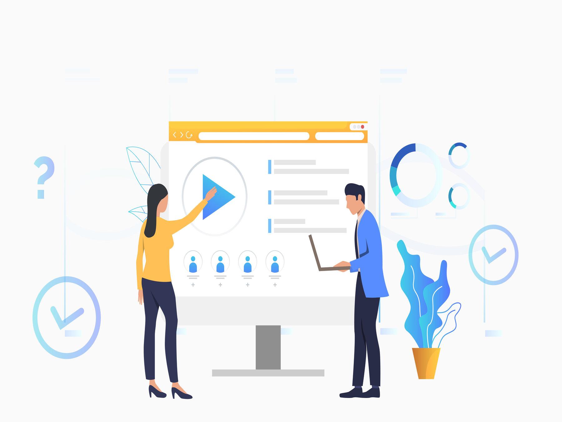 marketing, Homepage 2