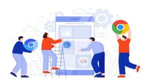 , Safari Mobile Extension Development